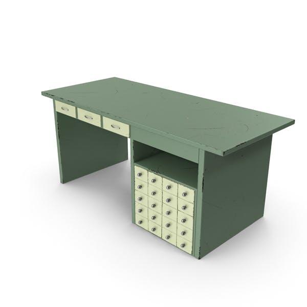 Ретро стол