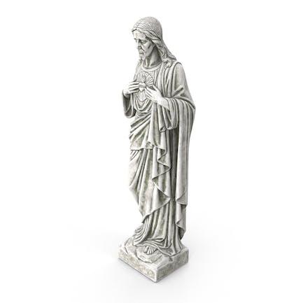 Jesus Christ Sacred Heart Statue