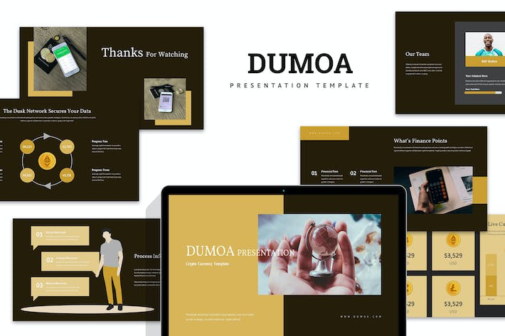 Thumbnail for Dumoa : Crypto Currency Keynote
