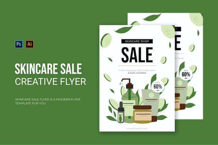 Skincare Sale - Flyer
