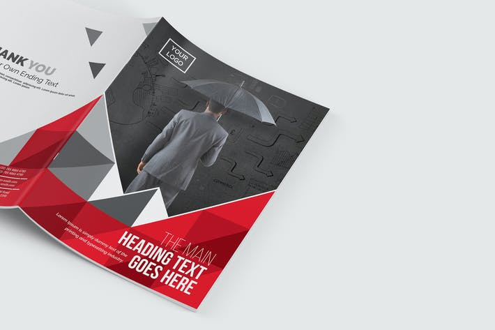 Thumbnail for Brochure bifold