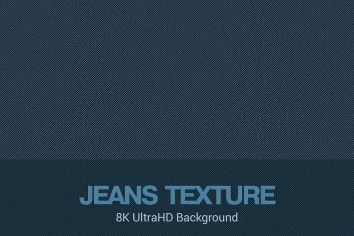 Thumbnail for 8K UltraHD Jeans / Cotton Texture Background
