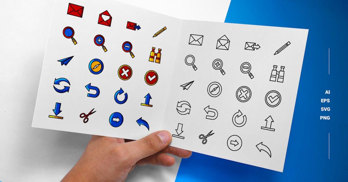 Download Web - Icons by esensifiksi