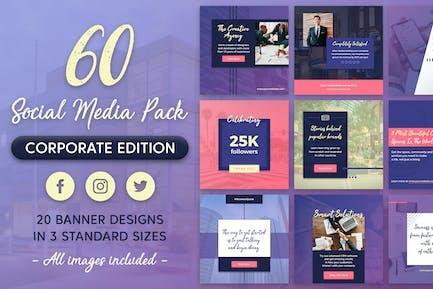 Social Media Pack
