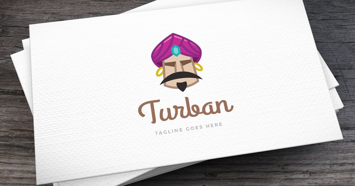 Download He Turban Logo Template by empativo