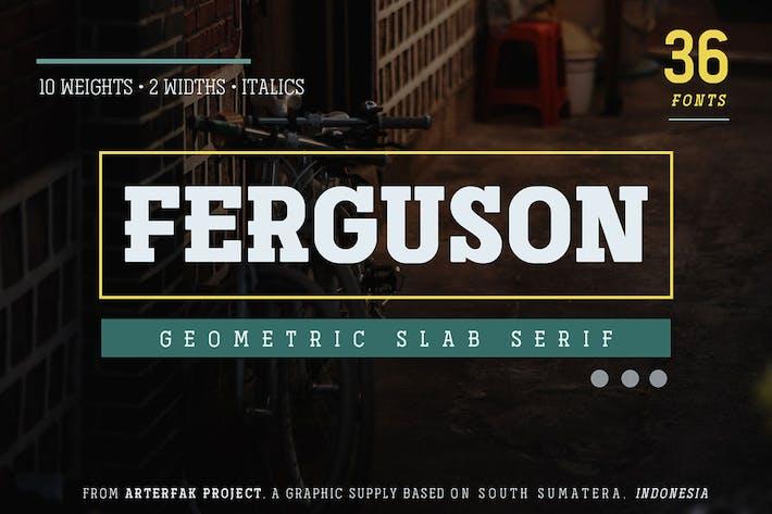 Thumbnail for Familia de losas Ferguson