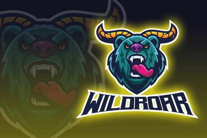 Thumbnail for Beast Roar Esport Logo