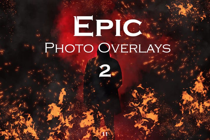 Thumbnail for Epic Photo Overlays 2