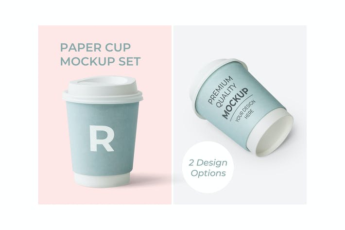 Thumbnail for Cup Design Mockup