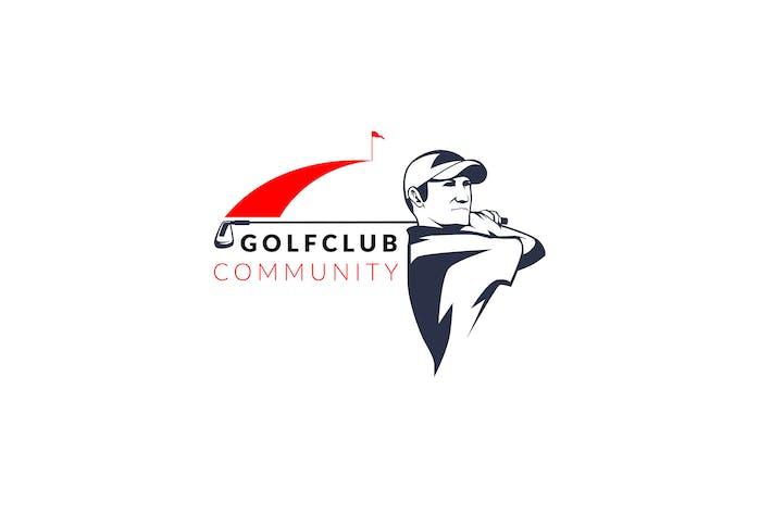 Thumbnail for Golf Community Logo