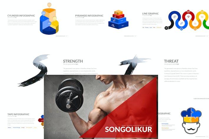 Thumbnail for Songolikur - Google Slides