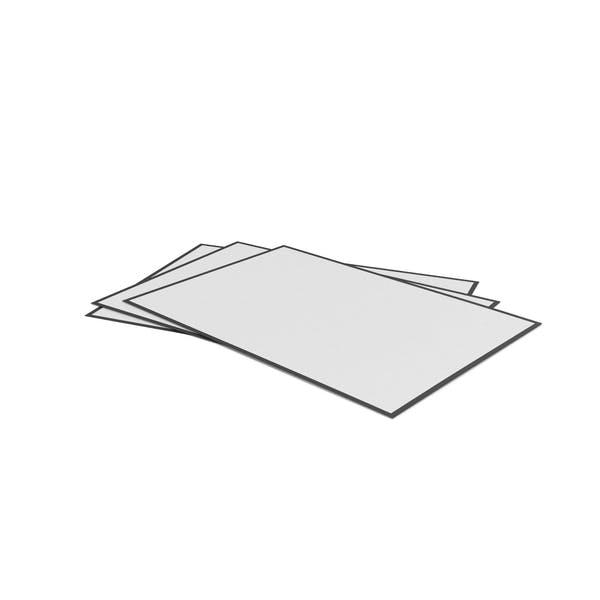 3 White Sheets