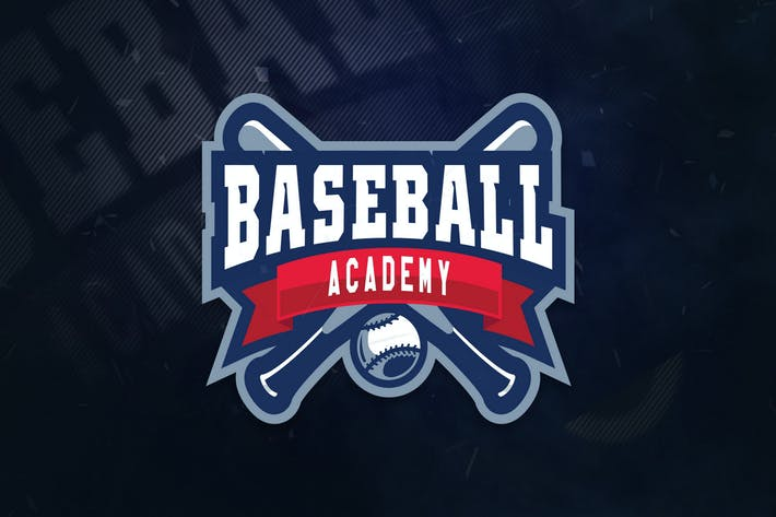 Thumbnail for Baseball Academy Sports Logo