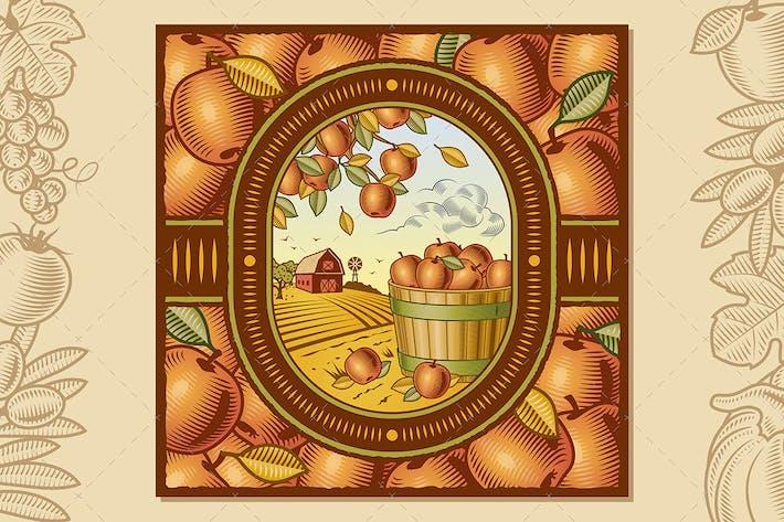 Thumbnail for Apple Harvest  Design