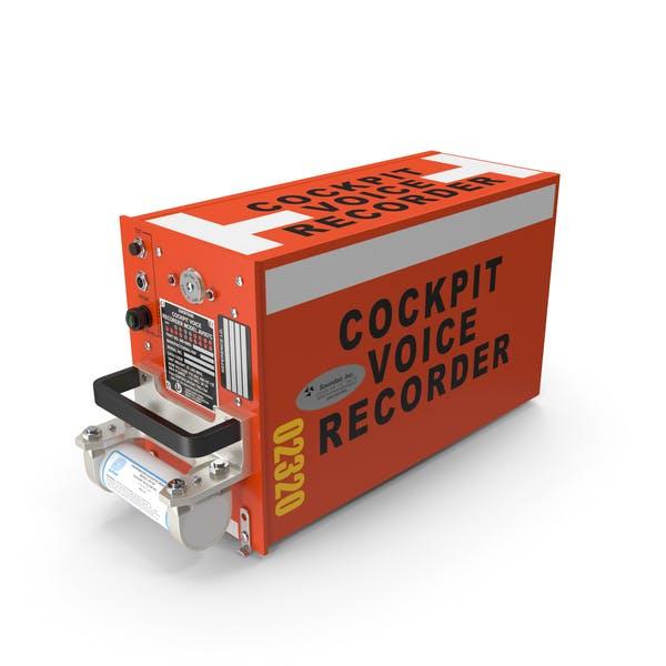 Диктофон кокпита CVR