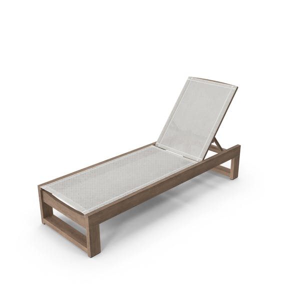 Thumbnail for Outdoor Chaise 03