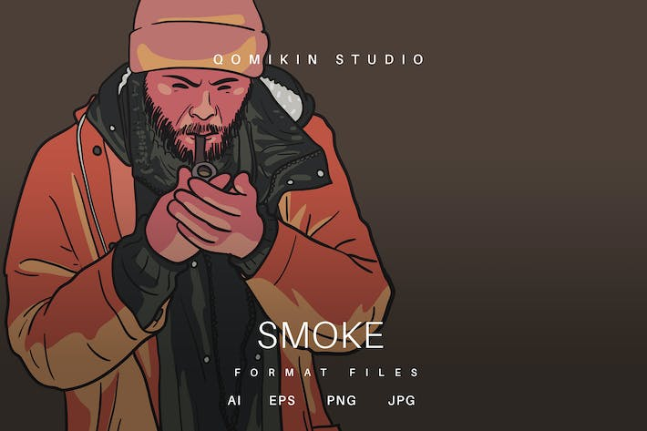 Smoke Illustration