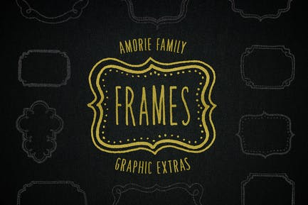 Graphic Frames Elements