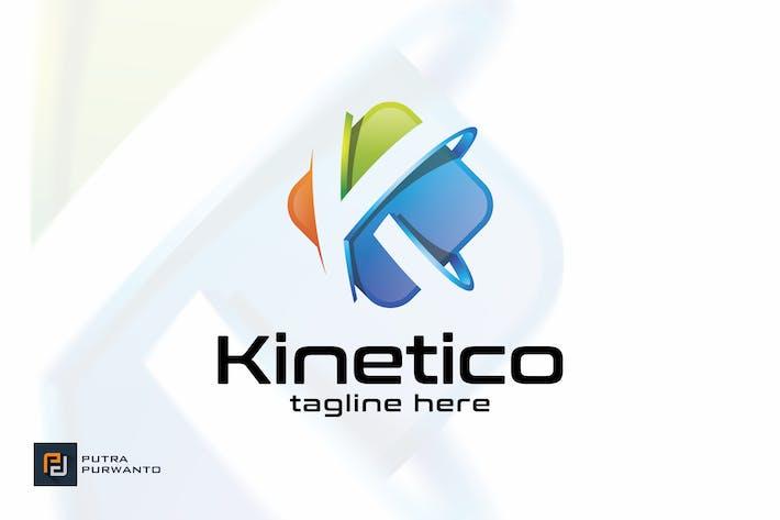 Thumbnail for Kinetico / Letter K - Logo Template