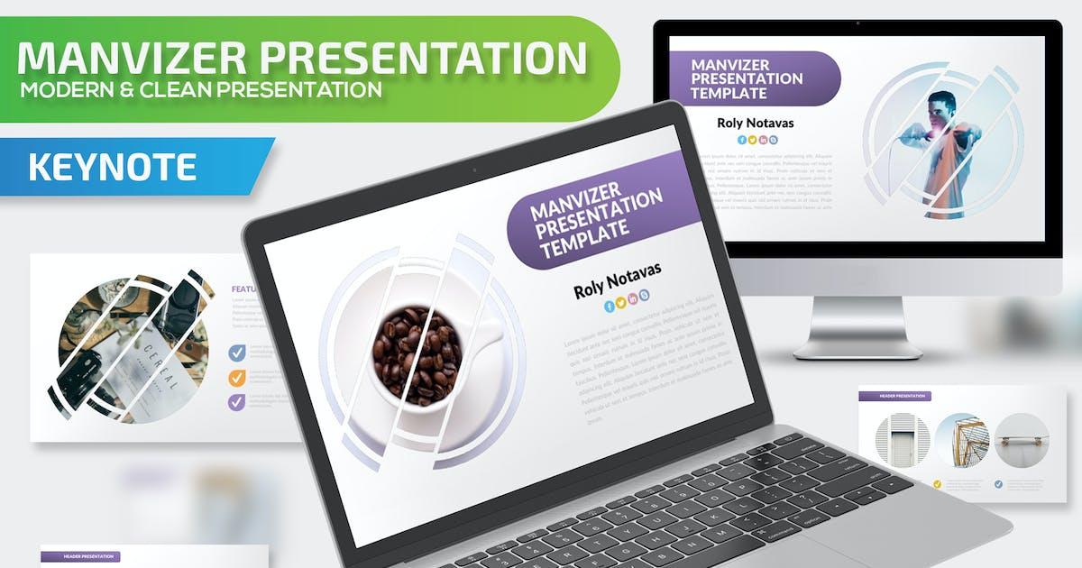 Download Manvizer Keynote Presentation Template by mamanamsai