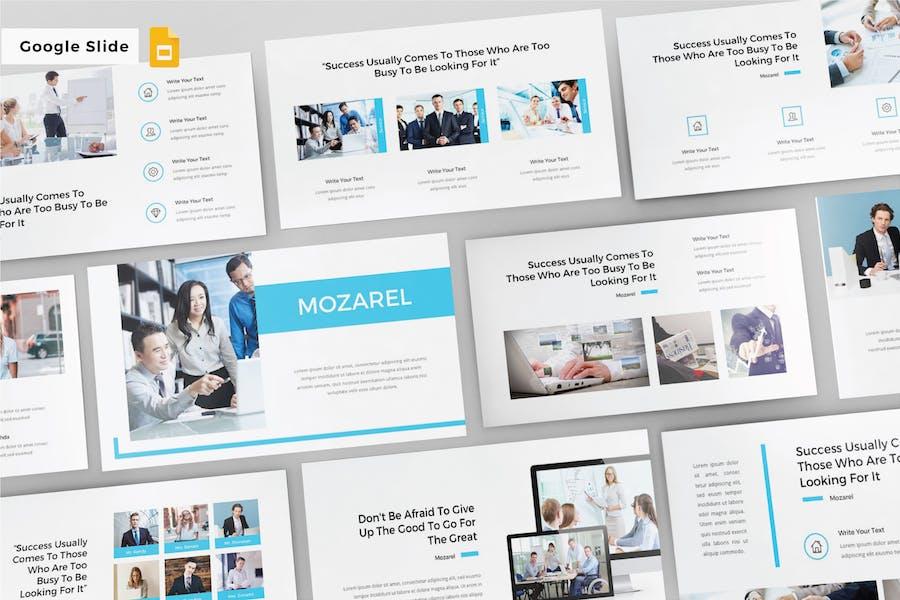MOZAREL - Google Slide Template V190