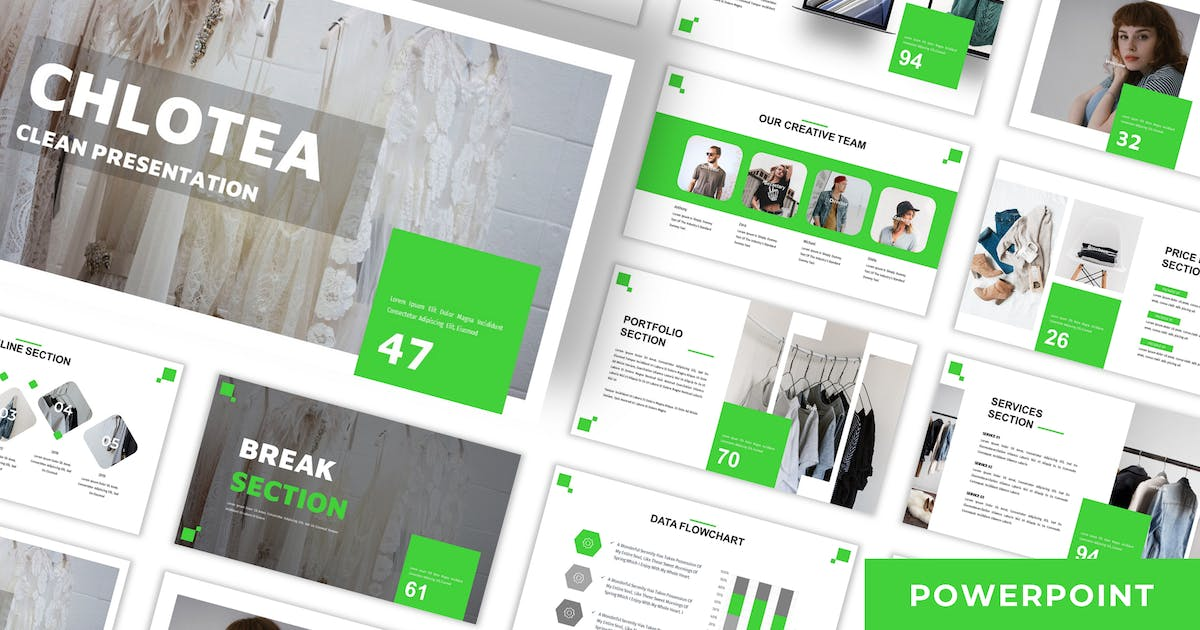 Download Chlotea - Business Powerpoint Template by 83des