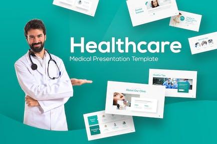 Healthcare - Medical Presentation