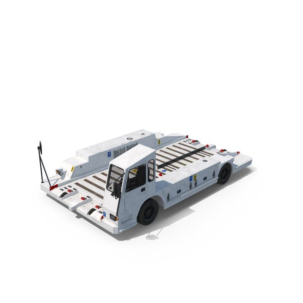 Thumbnail for Airport Container Pallet Transporter