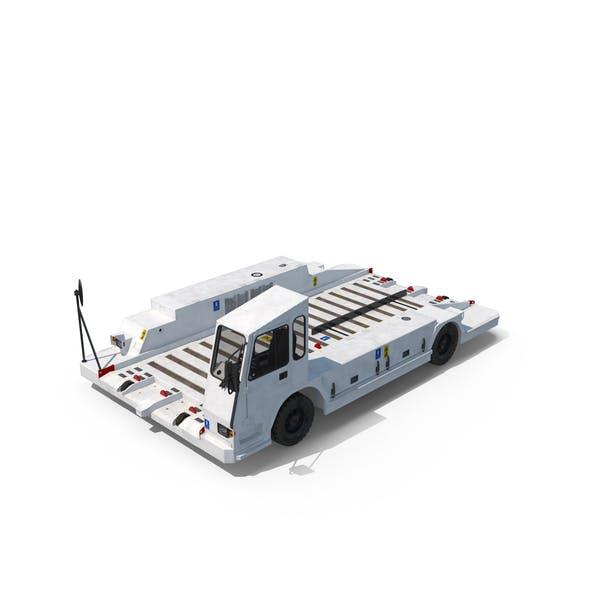 Транспортер контейнерных поддонов аэропорта