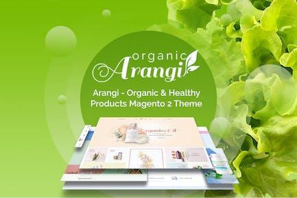 Arangi - Organic Magento 2 Theme