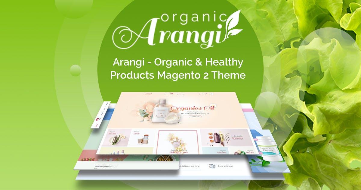 Download Arangi - Organic Magento 2 Theme by ArrowHiTech