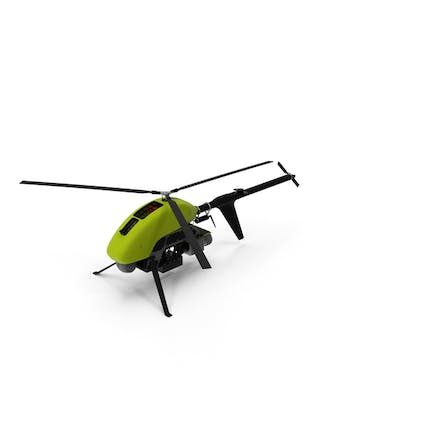 Helicopter UAV Drone