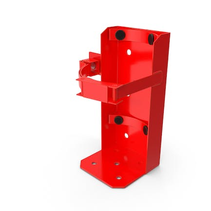 Small Size Mount for Fire Extinguisher
