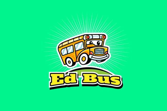 Thumbnail for school bus - Mascot & Esport Logo
