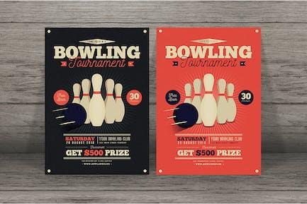 Vintage Bowling Tournament
