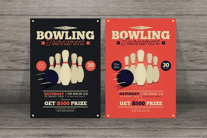 Thumbnail for Vintage Bowling Tournament