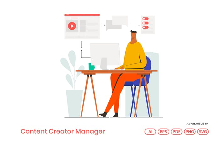 Thumbnail for Content Creator Manager