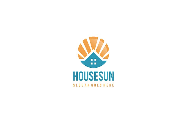 Thumbnail for House Sun Logo