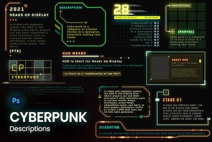 Futuristic Sci-Fi Texts