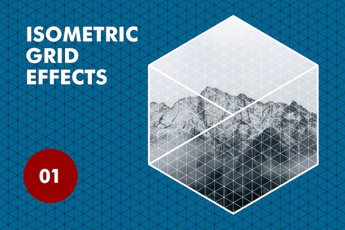 Thumbnail for Isometric Grid Effects