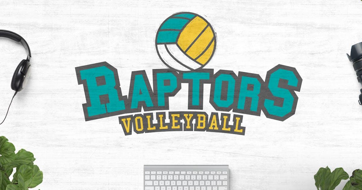 Download Raptors Volleyball Logo by JeksonJS