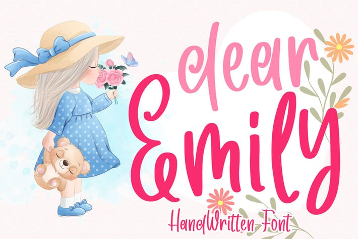 Thumbnail for Querida Emily