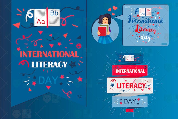 Thumbnail for International Literacy Day
