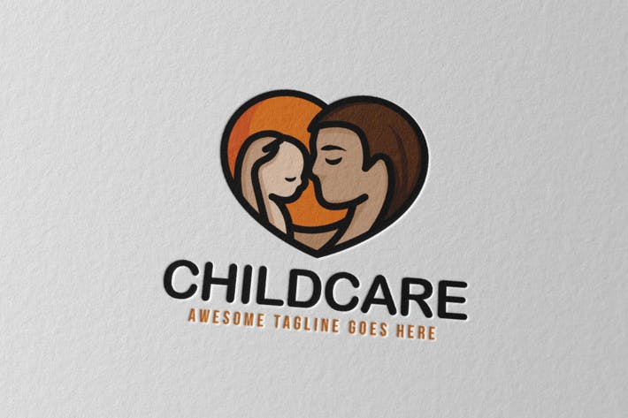 Thumbnail for Childcare Logo
