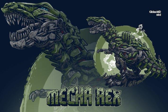 Thumbnail for Mecha Rex
