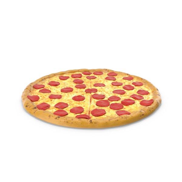 Thumbnail for Whole Pepperoni Pizza