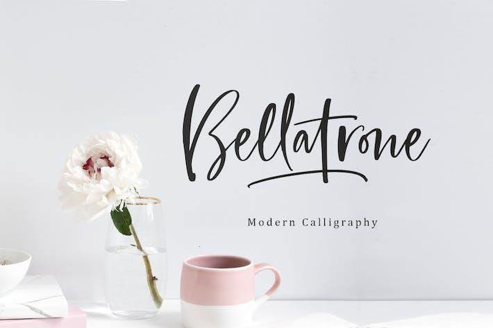 Thumbnail for Bellatrone - Modern Script