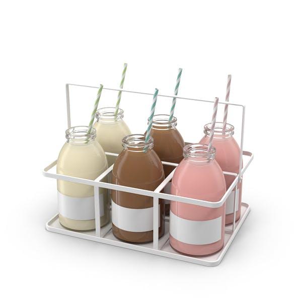 Cover Image for Milk Bottles