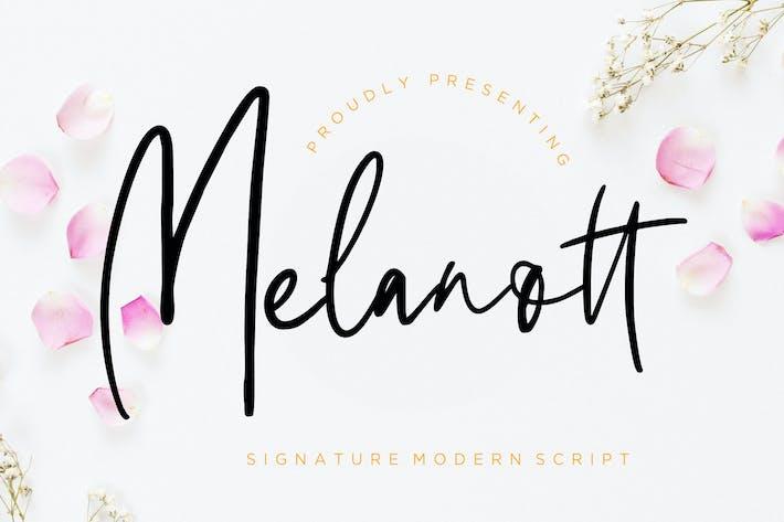 Thumbnail for Melanott Modern Signature