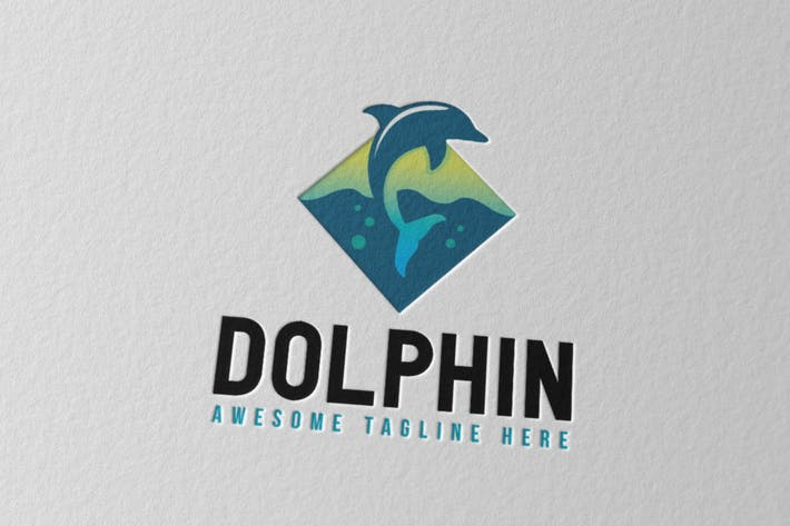 Thumbnail for Dolphin Logo
